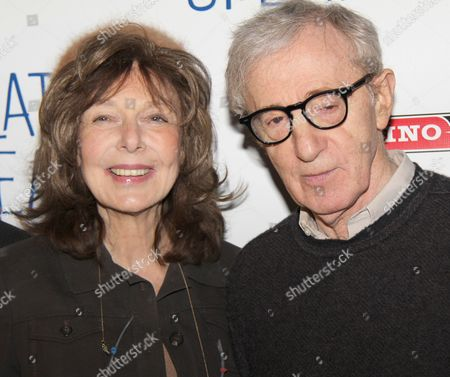 Elaine May and Woody Allen