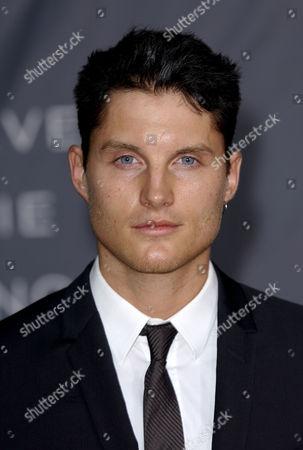Stock Image of Toby Hemingway