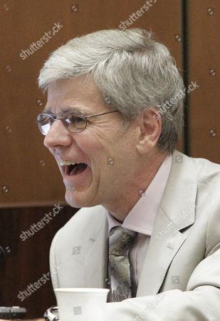 Stock Photo of Dr. Steven Shafer