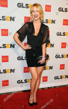 Editorial image of 7th Annual GLSEN Respect Awards, Beverly Hills, Los Angeles, America - 21 Oct 2011