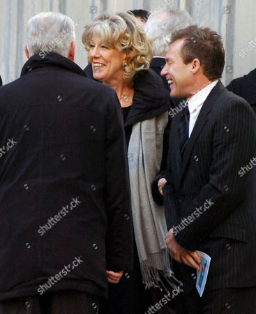 Sue Nicholls and Christopher Quinten
