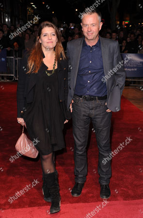 Melissa Parmenter and Michael Winterbottom