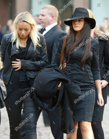 Sacha Parkinson and Michelle Keegan