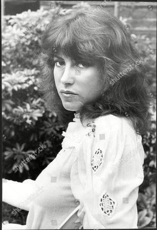 Dido Goldsmith Mrs. Peter Whitehead 1979.