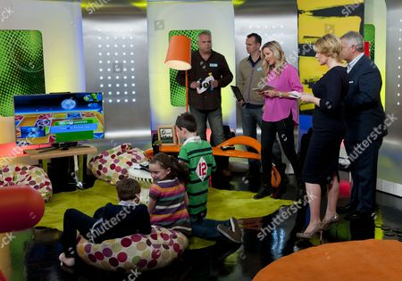 Editorial photo of 'This Morning' TV Programme, London, Britain - 24 Oct 2011
