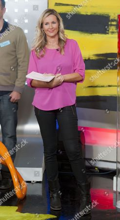 Editorial image of 'This Morning' TV Programme, London, Britain - 24 Oct 2011
