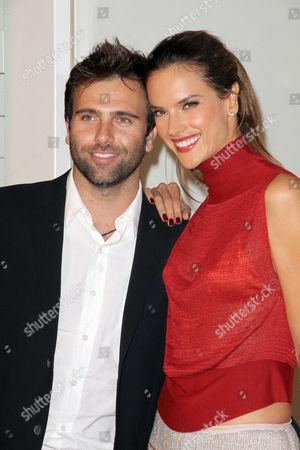 Alessandra Ambrosio, Jaime Mazur