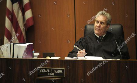 Judge Michael E. Pastor
