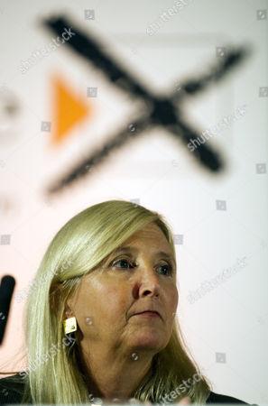 Marta Andreasen MEP and former EU Chief Accountant