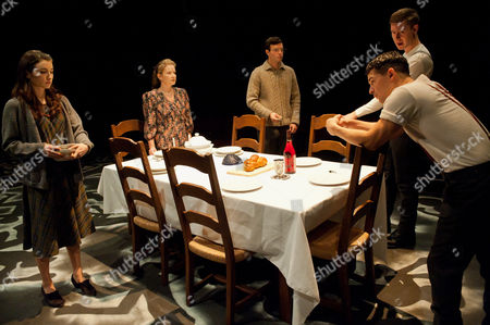 Editorial picture of 'Shalom Baby' play at the Theatre Royal Stratford East, London, Britain - 24 Oct 2011