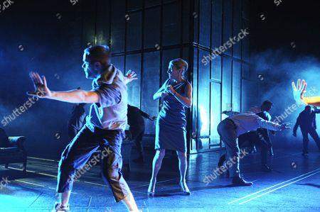 Matthew Barker as Rob, Geraldine James as Ruth