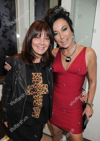 Susan Young and Nancy Dell'Olio
