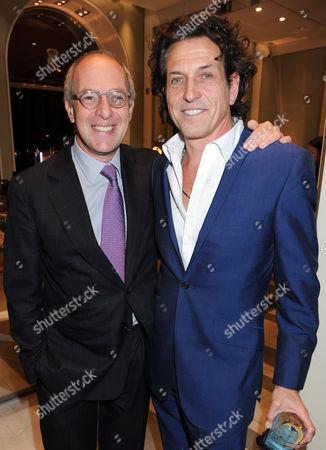 Loyd Grossman and Stephen Webster