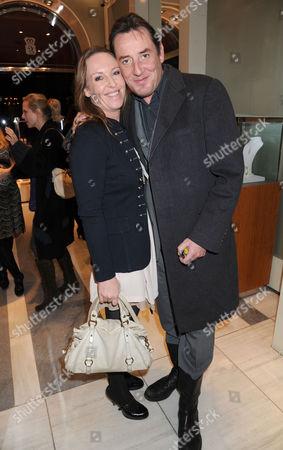 Paul Tucker and wife