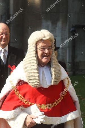 Lord Chief Justice, Igor Judge, Baron Judge