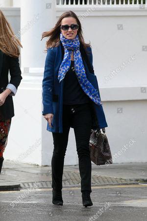 Stock Photo of Pippa Middleton
