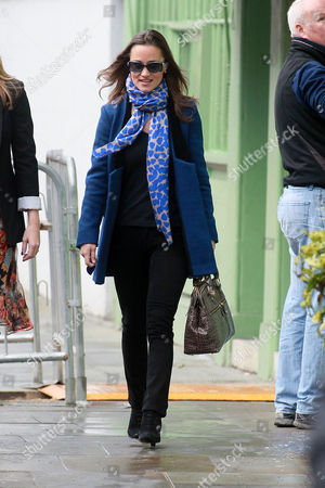 Stock Picture of Pippa Middleton