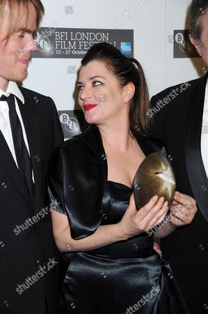 Editorial image of Swarovski BFI Film Festival Awards at LSO St. Lukes, London, Britain - 26 Oct 2011