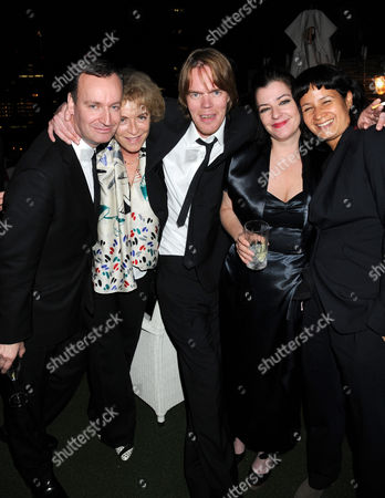 Rory Stuart Kinnear, Lynne Ramsay and Tinge Krishnan