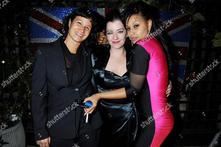 Tinge Krishnan, Lynne Ramsay and Candese Reid