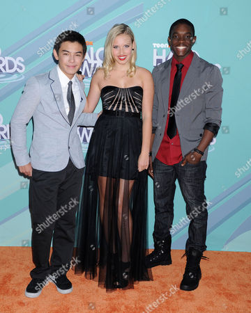 Editorial image of TeenNick HALO Awards, Los Angeles, America - 26 Oct 2011
