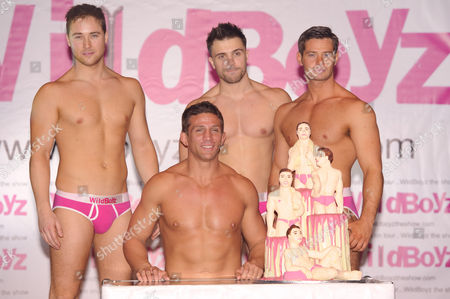Dale Howard, Marcus Patrick Alex Reid and Danny Young,