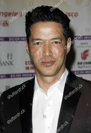 Stock Image of Russell Wong