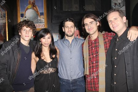 Editorial picture of 'Asuncion' Opening Night at Cherry Lane Theatre, New York, America - 27 Oct 2011