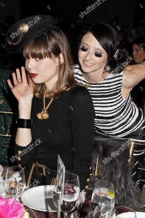 Stock Image of Diane Birch and Stacey Bendet