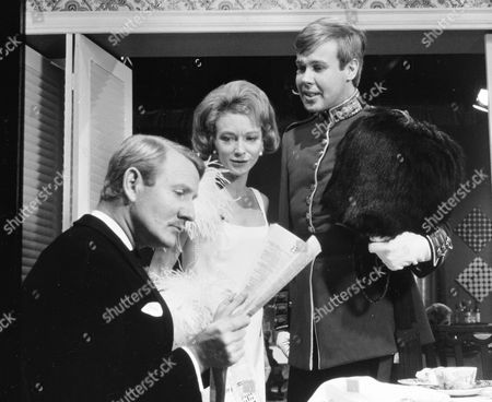 Editorial image of 'ITV Play of the Week - The Reluctant Debutante' TV Programme.  - 1966