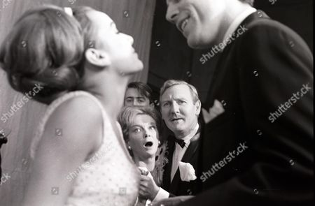 'The Reluctant Debutante' - Philippa Gail, Joan Greenwood, Leslie Phillips and Paul Ferris