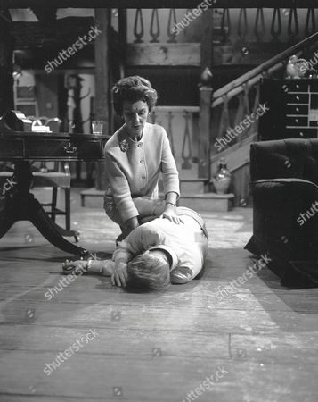 Stock Picture of 'The Sound of Murder' - Patricia Jessel and Marius Goring