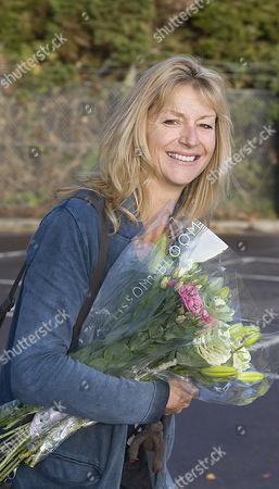 Alex Hall first wife of Jeremy Clackson