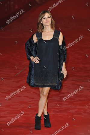 Editorial photo of 'Hysteria' film premiere at The 6th International Rome Film Festival, Italy - 28 Oct 2011