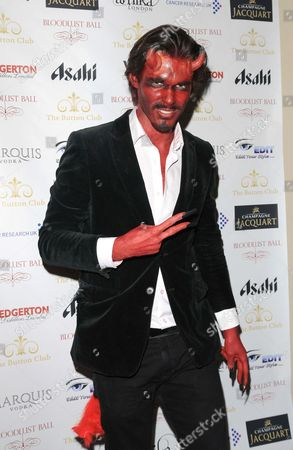 Editorial picture of Bloodlust Ball 2011 at No.1 Mayfair, London, Britain - 28 Oct 2011