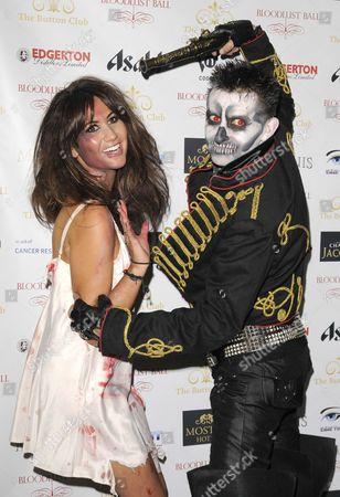 Ciara Janson and Richard Austin Rees