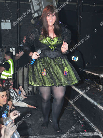 Editorial photo of Sami Brookes performing at G-A-Y, London, Britain - 29 Oct 2011