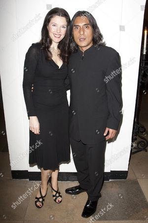 Josefina Gabrielle and Ramon Tikaram