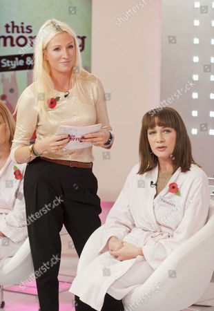 Editorial picture of 'This Morning' TV Programme, London, Britain - 31 Oct 2011