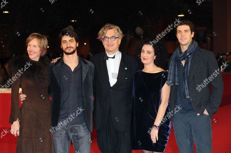 Editorial image of 'Pina' Film Premiere at The 6th International Rome Film Festival, Italy - 31 Oct 2011