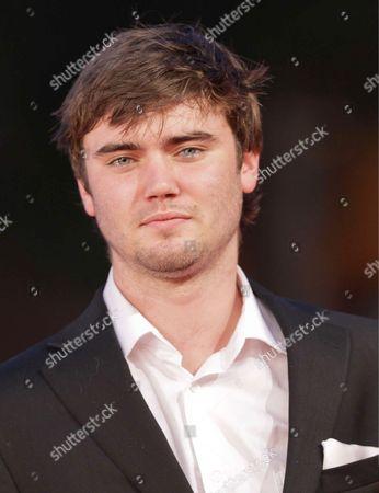 Stock Picture of Cameron Bright