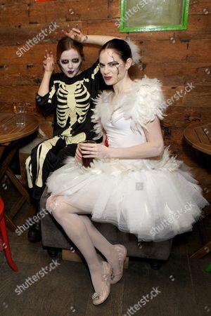 Misty Miller and Amy Bailey
