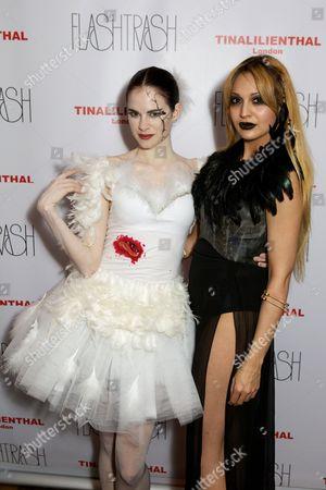 Amy Bailey and Zara Martin