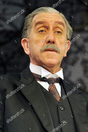 Editorial image of 'Three Days In May' play, Trafalgar Studios, London, Britain - 01 Nov 2011