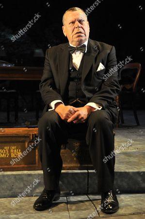 'Three Days in May' - Warren Clarke (Winston Churchill)