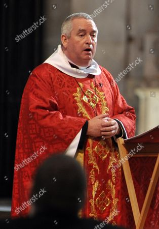 Right Reverend Graeme Knowles, Dean of St Paul's Cathedral