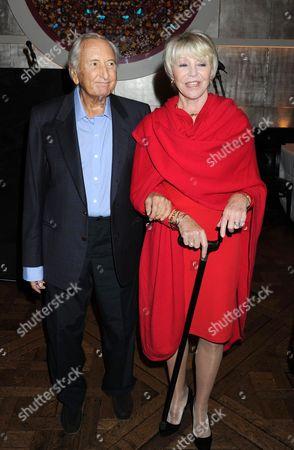 Michael Winner, Geraldine Lynton Edwards