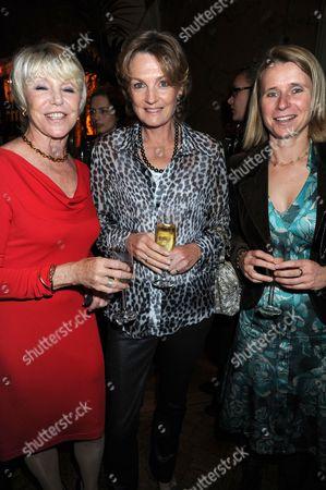 Geraldine Lynton Edwards, Madeleine Lloyd Webber and Isabelle Duncan