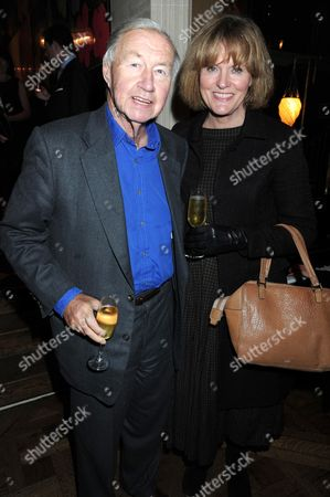 Stock Picture of Sir Terence Conran and Vicki Conran