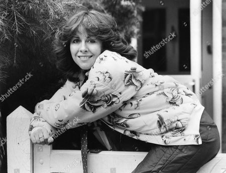 Actress Elisabeth Sladen On Her Way To Los Angeles To Attend A Dr Who Convention